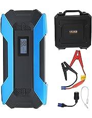 Car Power Bank, 12000mAh 2USB Output Arrancador Portátil para Automóvil para Motocicletas de 12V, Camionetas, Vehículos Todo Terreno