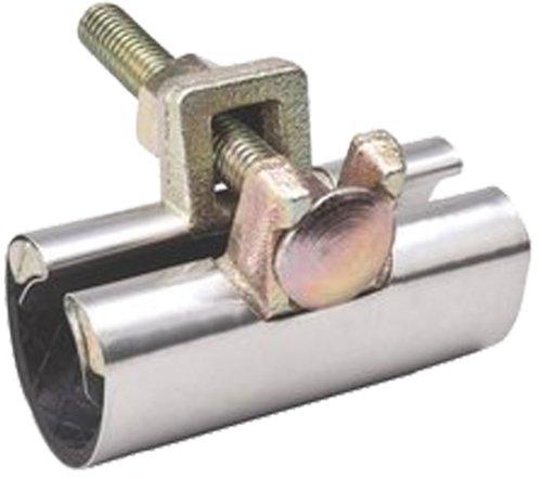 Aviditi 93936 Repair Clamp, 2-Inch Iron Pipe x 3-Inch, 1 Bolt
