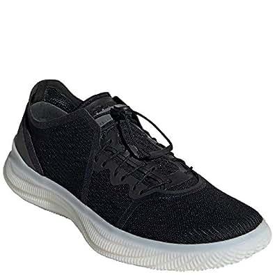 adidas by Stella McCartney Women's Pureboost Trainer Sneakers Black Size: 6.5