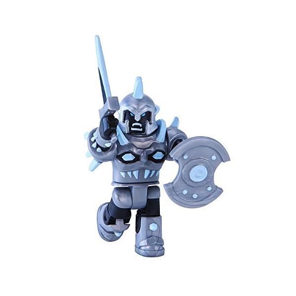 Korblox Deathspeaker Champions of Roblox NEW ROBLOX Mini Figures