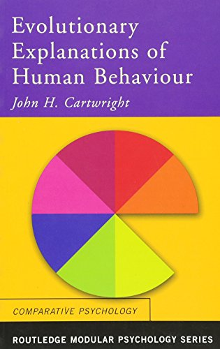 Evolutionary Explanations of Human Behaviour (Routledge Modular Psychology) (Volume 12)