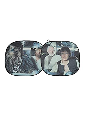 Star Wars Millennium Falcon Spring Sunshade