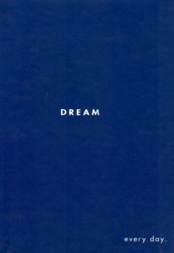 Read Online Dream: Every Day (Every Day Journals, 2) pdf epub