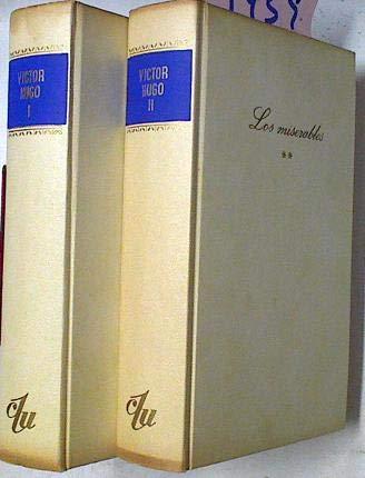 Los Miserables 1 Y 2: Amazon.es: Hugo Victor: Libros