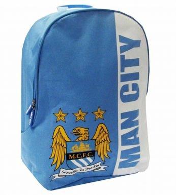 Man City Crest Rucksack