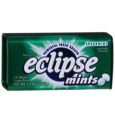 Wrigley Eclipse Mint Spearmint Tin x 16