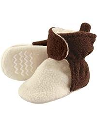 Unisex Baby Cozy Fleece Booties