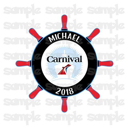 Carnival Cruise Line Magnet | Royal Caribbean Magnet | Celebrity | Holland America | Norwegian Cruise Line | Princess Cruises Magnets | And -