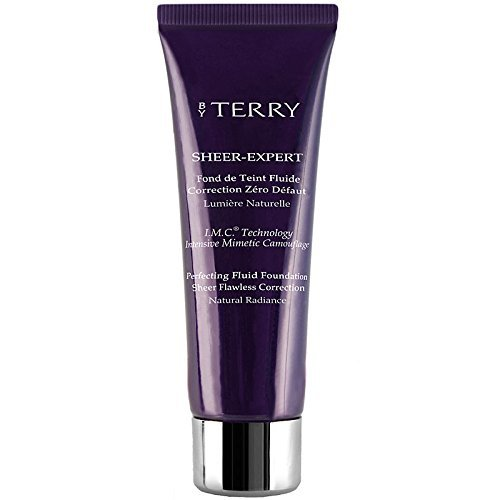 By Terry Sheer Expert Fluid Foundation - 11- Amber Brown
