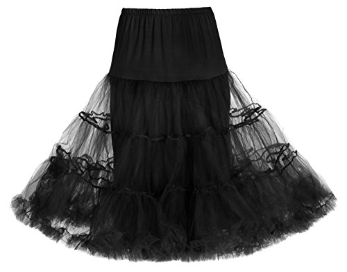 Lindy-Bop-Classic-30-Organza-Net-Mesh-Tulle-Petticoat