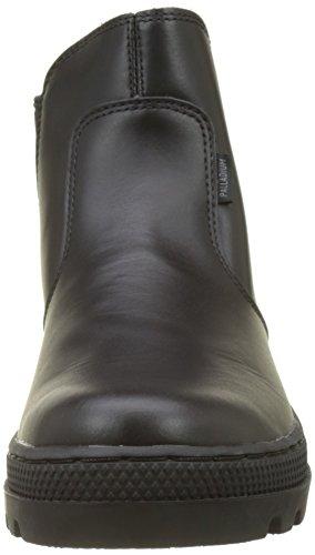 W Alto Palladium Donna Black Nero L Plboss Collo Sneaker a CHEL tOSw4O