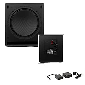 klipsch sw 112 12 reference series powered subwoofer free wa 2 wireless kit. Black Bedroom Furniture Sets. Home Design Ideas