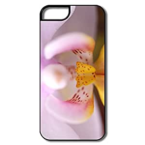 Designed Sports Safe Slide Phalaenopsis IPhone 5/5s Case For Birthday Gift