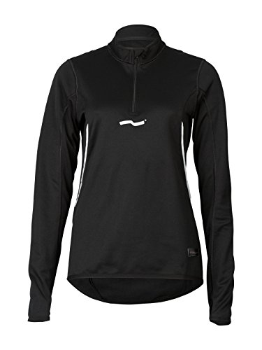 Camiseta Frost Breaker Mujer Sportswear Tao Negro PaS100
