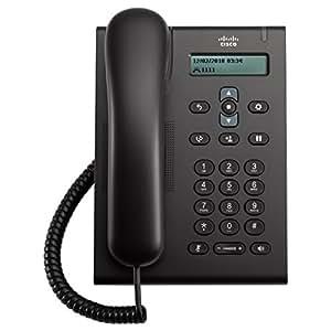 Cisco CP-3905= - Teléfono fijo analógico (manos libres