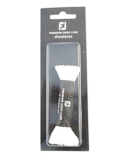 NEW FootJoy FJ Premium Shoe Care WHITE 30