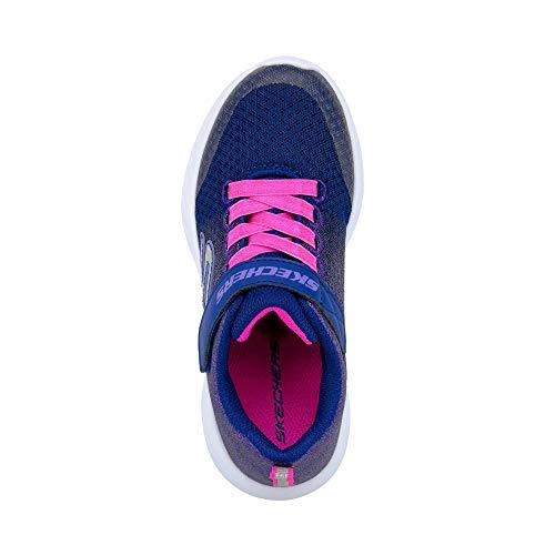 Skechers Junior Splash Sprinkle Nueva Nvpk Colección Zapatillas 82078l rrRqv