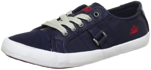 Lico Marine femme Weiss Bleu mode Baskets Cinema 540087 ZZwFqPUp