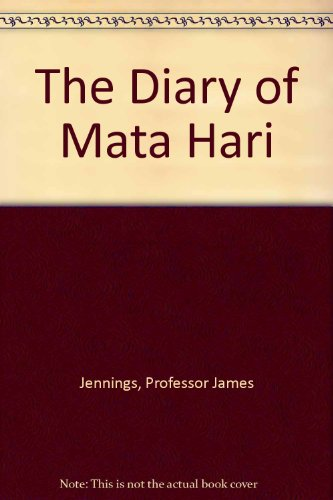 The Diary of Mata Hari by Brand: Carroll n Graf Pub