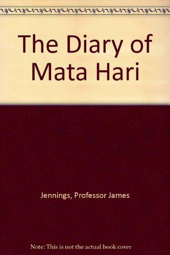 The Diary of Mata Hari by Brand: Carroll n Graf Pub