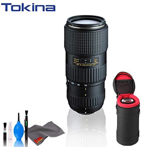 Tokina 70-200 F4 PRO FX VCM-S Nikon - Standard Bundle (Tokina 17 35mm F4 At X Pro Fx)