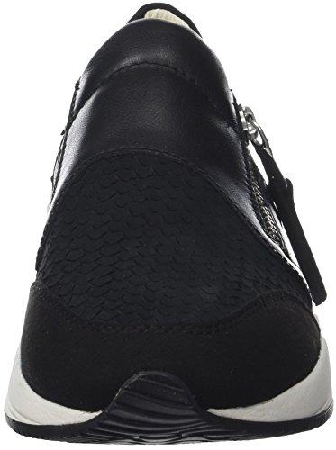 Sneakers Femme Basses Geox A Omaya OgqEIwE6Ux
