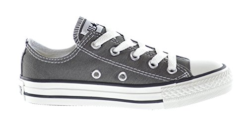 Converse CT All Star SP OX Little Kids Shoes Fashion Sneakers Charcoal - Size Converse Youth 3