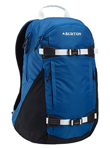 Burton Multi-Season Day Hiker 25L Hiking/Backcountry Backpack, Classic Blue Ripstop