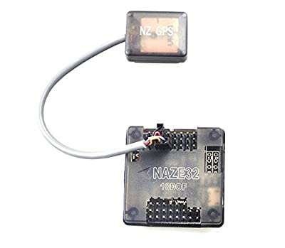 QWinOut Super Mini Size NZ GPS for CC3D Revolution NAZE32 Mini NAZE32 Flight Controller RC 250 Quadcopter by QWinOut