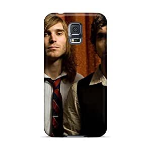 Protective Hard Cell-phone Cases For Samsung Galaxy S5 (GPm8141NPnI) Support Personal Customs Attractive Becoming The Archetype Band Skin