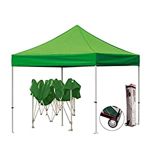eurmax pop up canopy tent fair shelter straight leg instant portable canopy gazebor. Black Bedroom Furniture Sets. Home Design Ideas