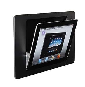 iDock - Base Dock para iPad 4 (aluminio, diseño ultrafino, reclinable, 230 V, con nuevo conector Lightning de Apple), color negro