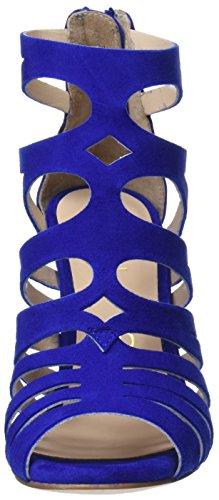 Sapphire Sapphire Unisa Blue Open ks Wandeo Sandals Women's Toe A0x0SPpqw