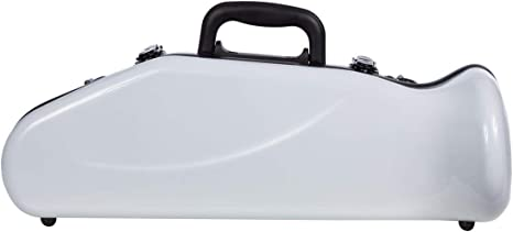 Estuche para trompeta fibra de vidrio Ultra Light C/B white M-Case: Amazon.es: Instrumentos musicales