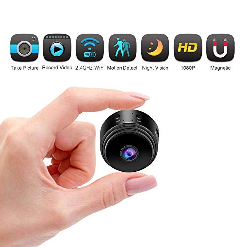 Buy Bargain fomei Hidden Camera Spy Camera WiFi Wireless Full HD 1080P Security Camera Night Vision ...