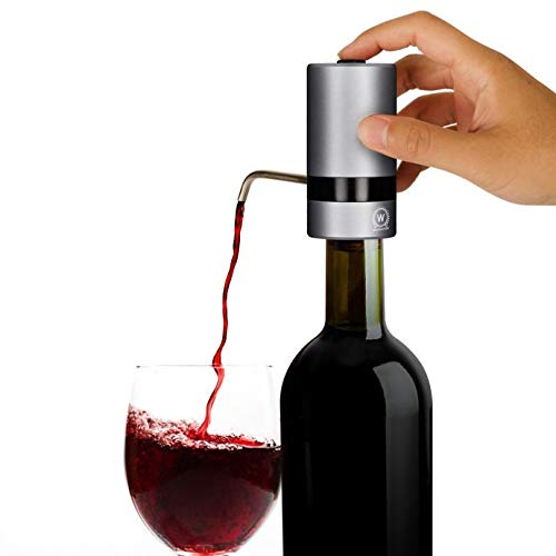 Waerator Easy to Use Wine Aerator in Grey Perfect for Maximizing and Enhancing the Flavor of Your Wine by Generic (Image #7)