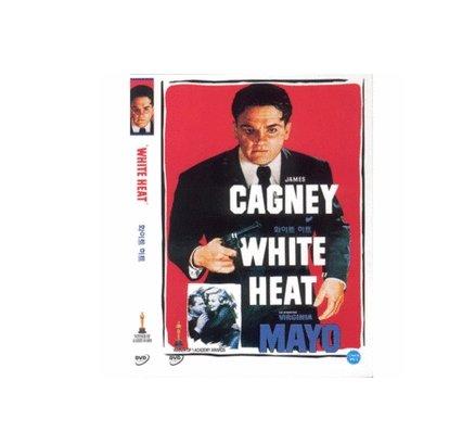 Movie DVD - White Heat (1949) (Region code : all)