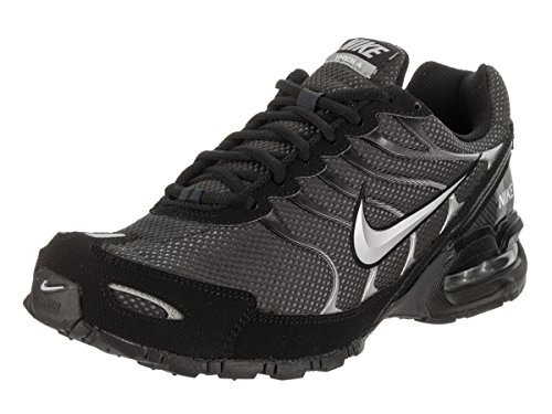 Nike Mens Air Max Torch 4 Running Shoes (10.5) D(M) US, Anthracite/Metallic Silver/Black) (Nike Air Max Classic Bw)