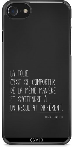 coque iphone 7 citation