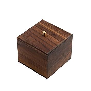 Caja pequeña Caja de almacenamiento de escritorio Caja de llaves Joyería vintage Papelería Regalos de vacaciones