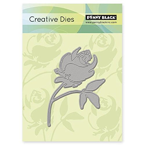 - Penny Black 51-023 Rose Decorative Dies