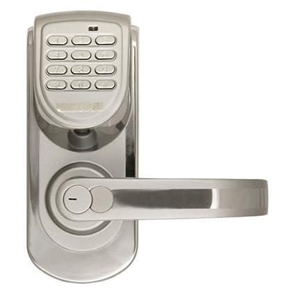 lockstate ls-6600-r-s 200-code sin llave cerradura de puerta Digital,