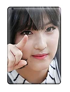 New Snap-on HansenLiuy Skin Case Cover Compatible With Ipad Air- Korean Girl Group