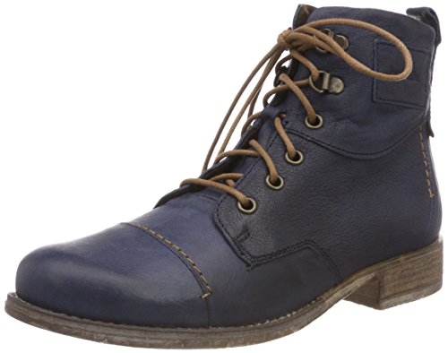 Josef 510 Brown Women's Boots Ankle 17 Blue Royal Seibel Sienna rxrzq1wZ