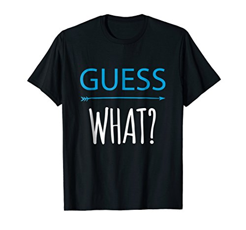 Guess What? {ON BACK} I'm Going to Be a Big Brother T Shirt