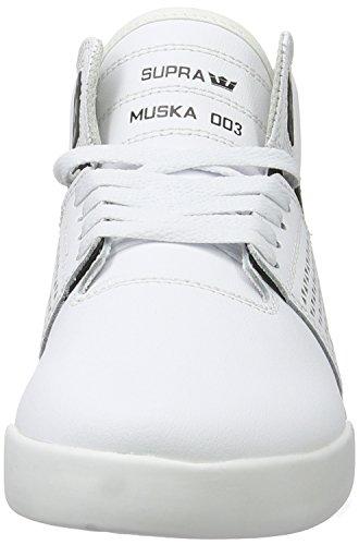 Supra Zapatillas abotinadas  Blanco EU 42