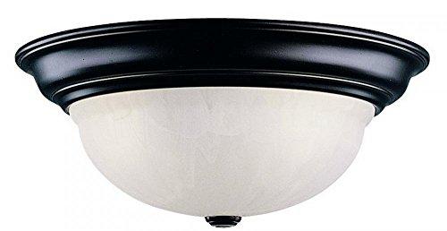 - Dolan Designs 523-30 3Lt Royal Bronze Richland 3 Light Flushmount
