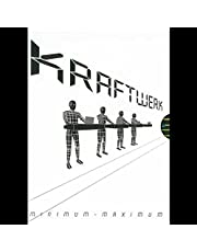 Kraftwerk - Minimum-Maximum 2 DVDs