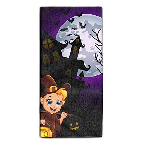 Miaoquhe Print Halloween Costumes Mummy - Large Towel with Unique Design -