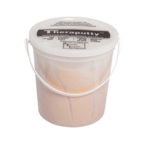 Theraputty Scented, Vanilla, Tan, XX-Soft, 5 Pound